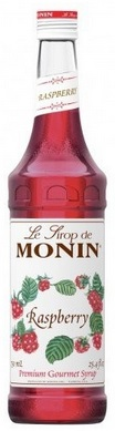 Monin Hindbær Sirup 70.cl