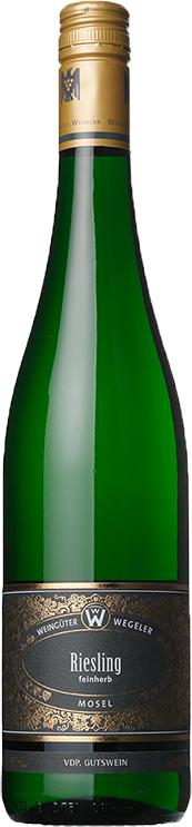 Weingut Wegeler - Riesling Mosel Feinherb 2017