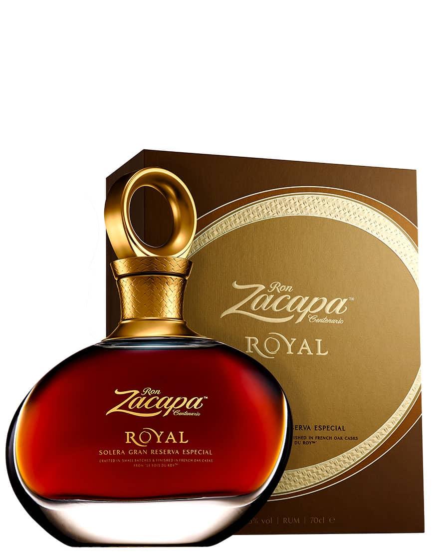 Ron Zacapa Royal 45% - 70 cl.