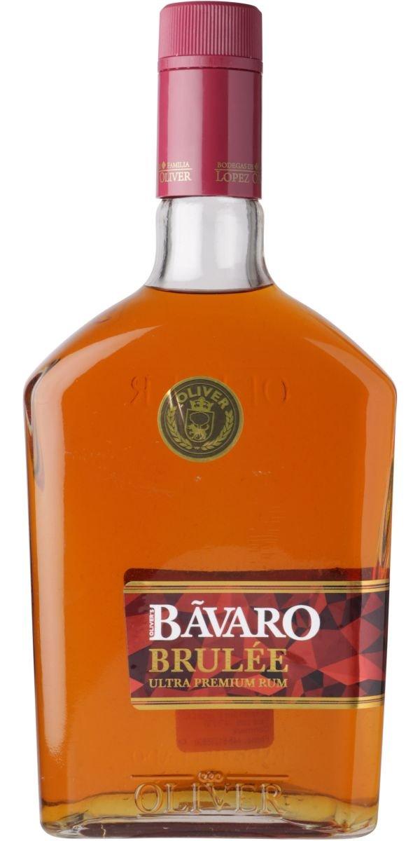 Bavaro Brulee, Ultra Premium Rum 70 cl 38 %