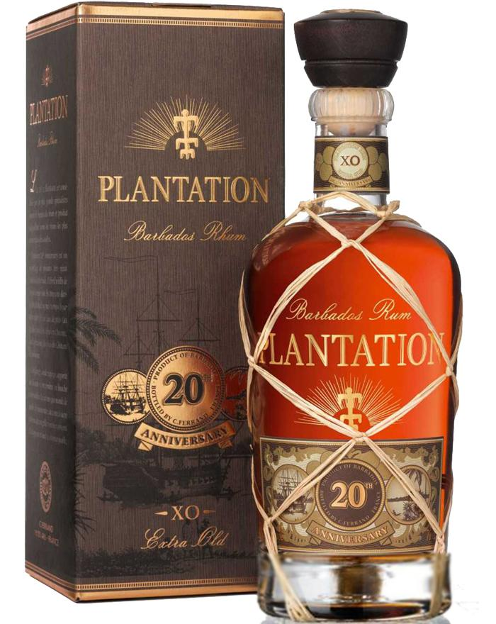 Plantation Rum Barbados 20 years Anniversary