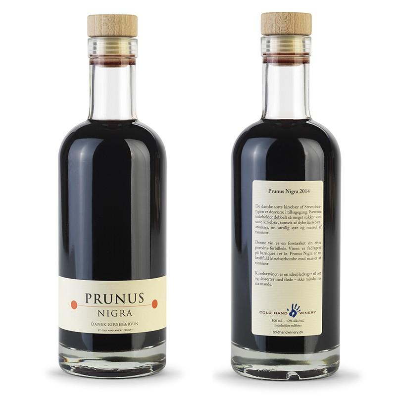 Cold Hand Winery, Prunus Nigrac