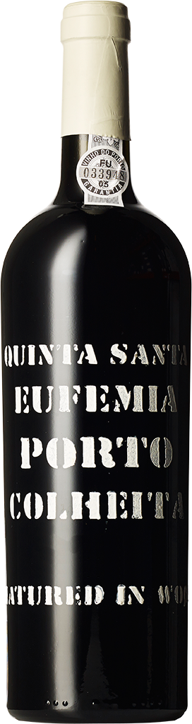 Quinta Santa Eufemia, Colheita 2009