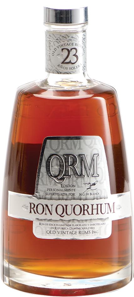 Ron Quorhum, 23 Anos Solera 70.cl 40%
