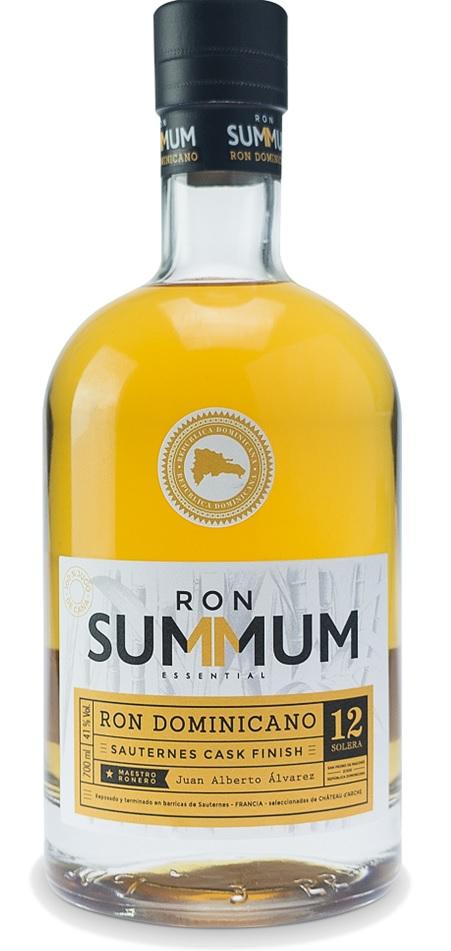 Ron Summum Sauternes Cask Finish 12 år Dominikanske Republik Rom 41%