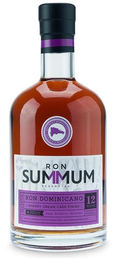 Ron Summum Sherry Cream Cask Finish 12 år Dominikanske Republik Rom 40%