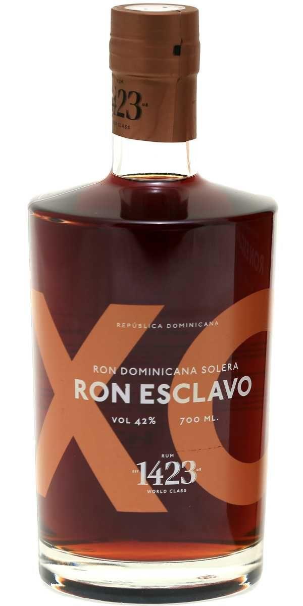 Ron Esclavo Ron Dominicana XO 70 cl. - 42%