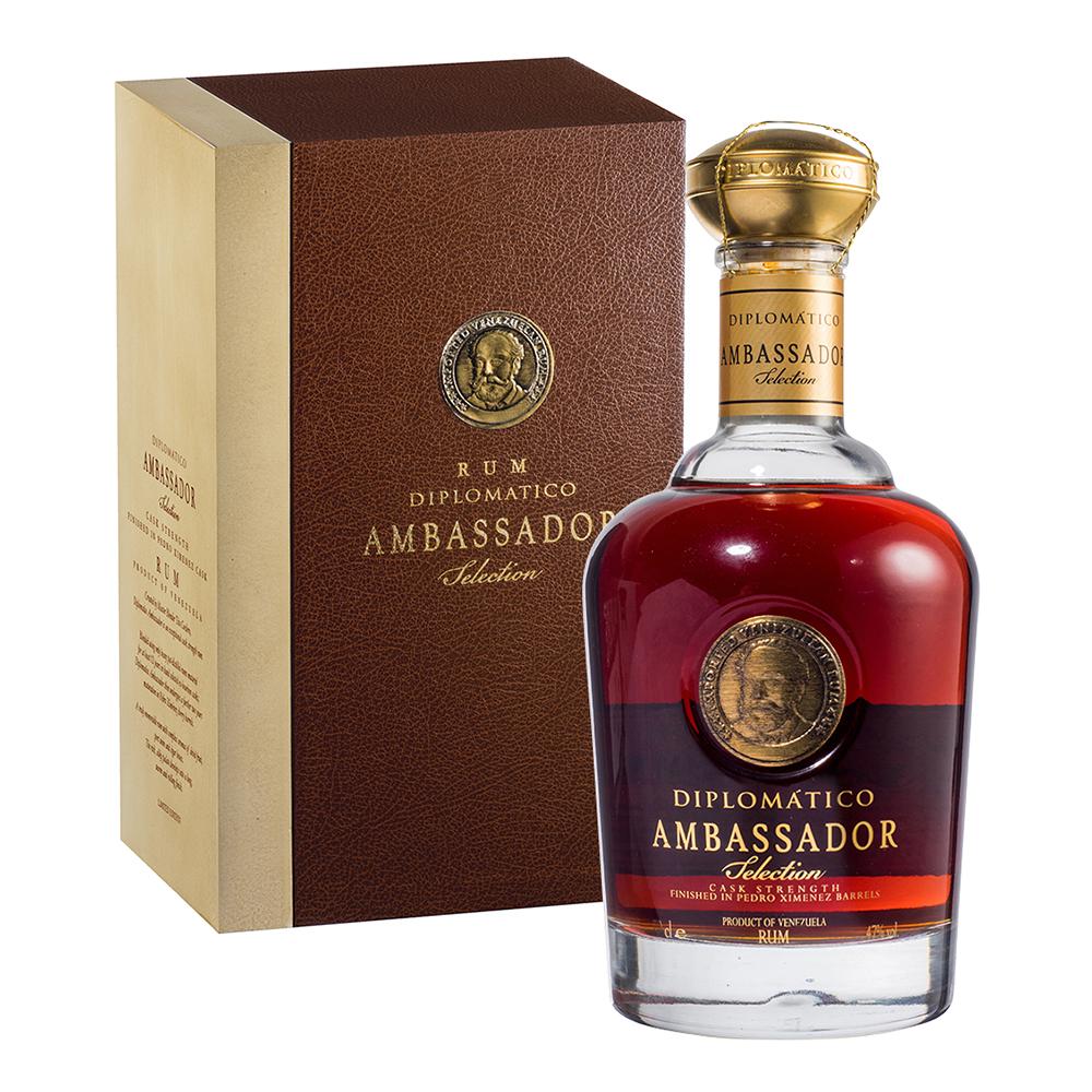 Diplomático Ambassador 47% - 70 cl.