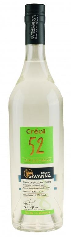 Savanna Creol Blanc 52 70. cl 52 %