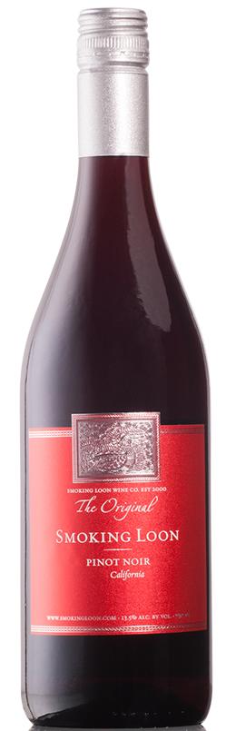 Smoking Loon Pinot Noir 2016