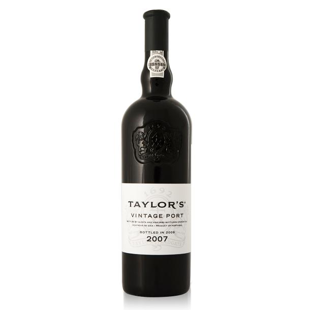 Taylor's, Vintage Port, 2007