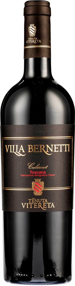 Villa Bernetti IGT Toscana Cabernet Sauvignon 2014 Tenuta Vitereta