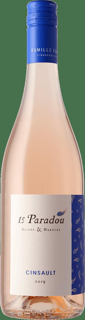 Le Paradou Cinsault Rosé Vin de France 2019