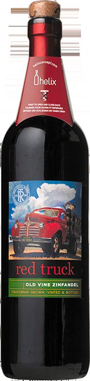 Red truck Old vine Zinfandel 2013