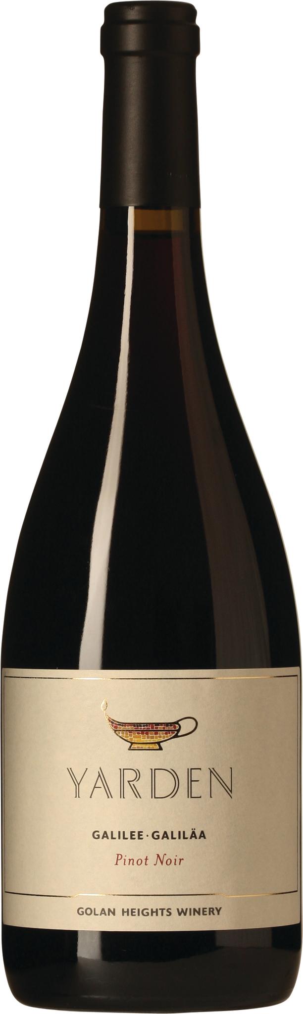 Golan Heights Winery - YARDEN Pinot Noir